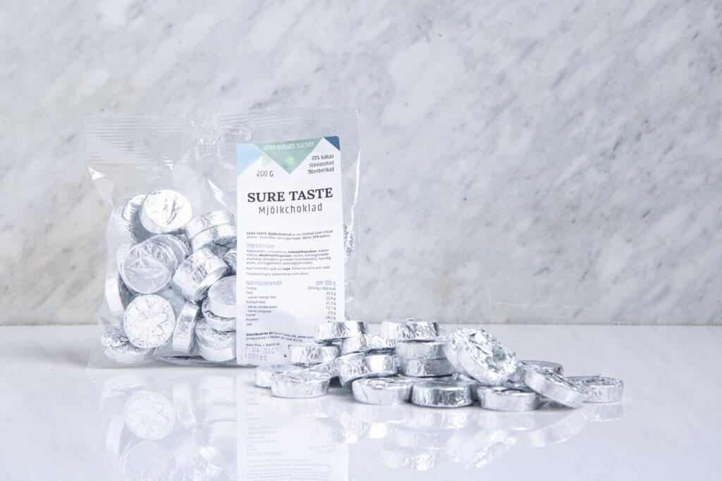 Chokladmynt - Mjölkchoklad