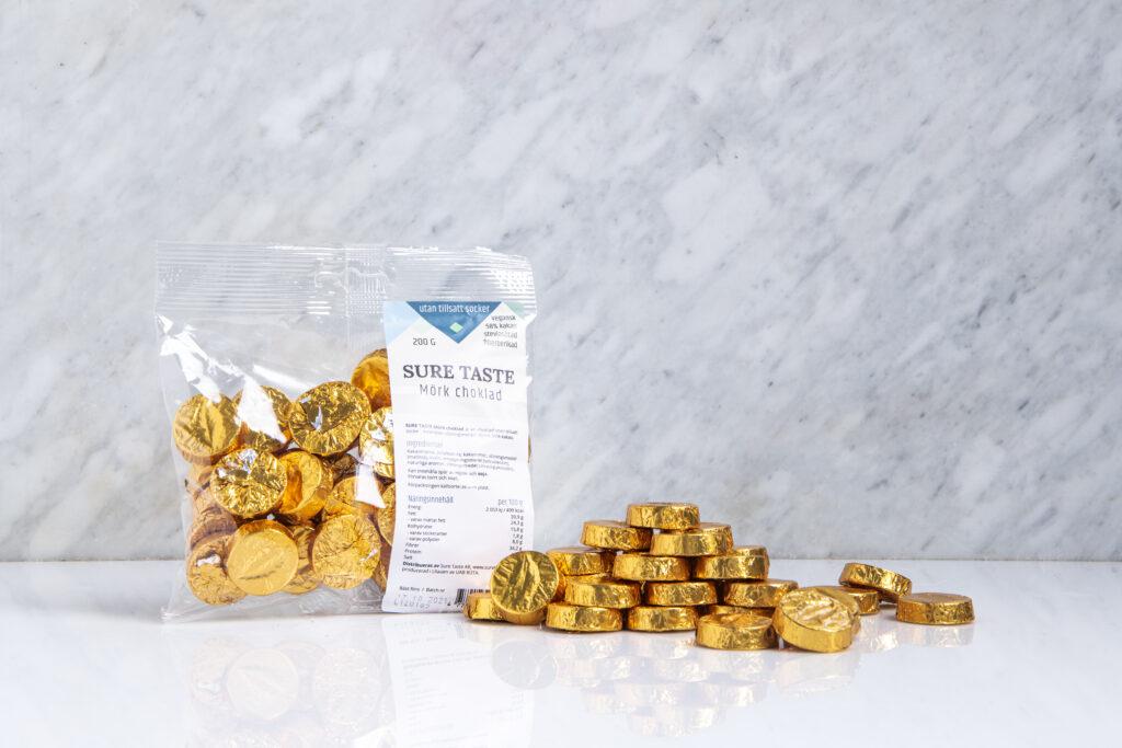 Chokladmynt - Mörk